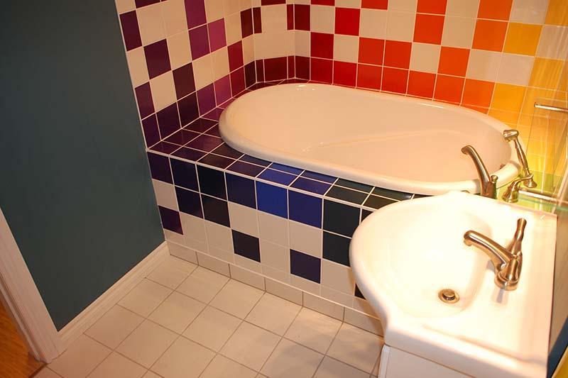 Ремонт ванной в Спб недорого