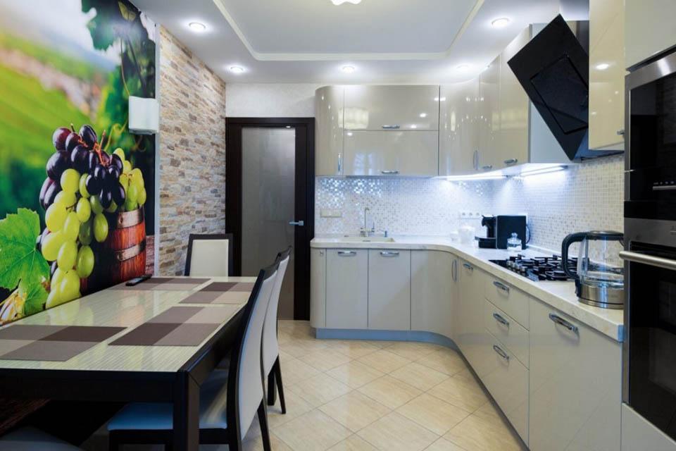 Ремонт кухни под ключ в Санкт-Петербурге