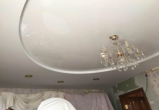 Чистовой вариант потолка