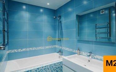 Укладка плитки в ванной комнате СПб