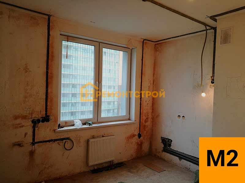Фото перенос розеток на кухне в Санкт-Петербурге